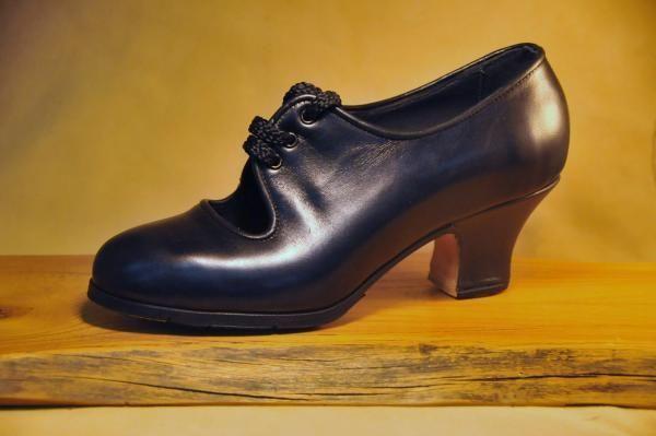 Как называются туфли для фламенко