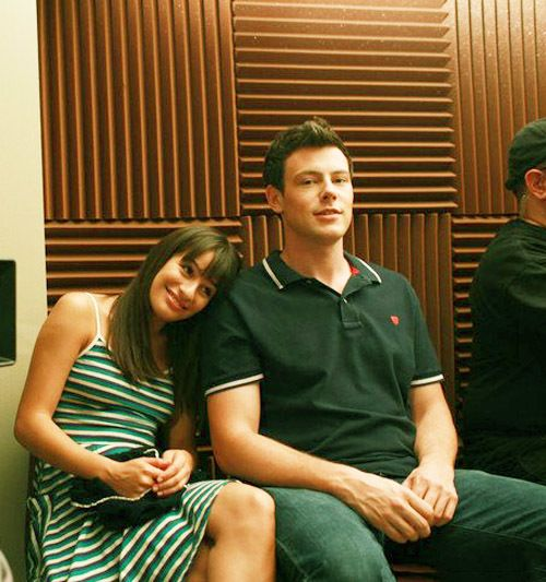 "Lea Michele Before Cory Monteith's Death: He's Made My Life ""Incredible"""
