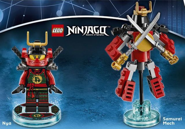 Lego dimensions ninjago team pack nya revealed - Lego ninjago team ...