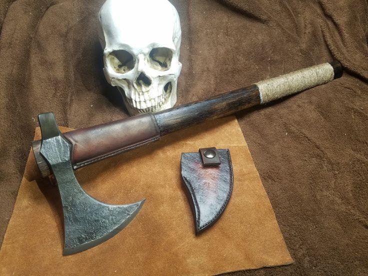 For sale. Viking Belt axe $225 plus shipping