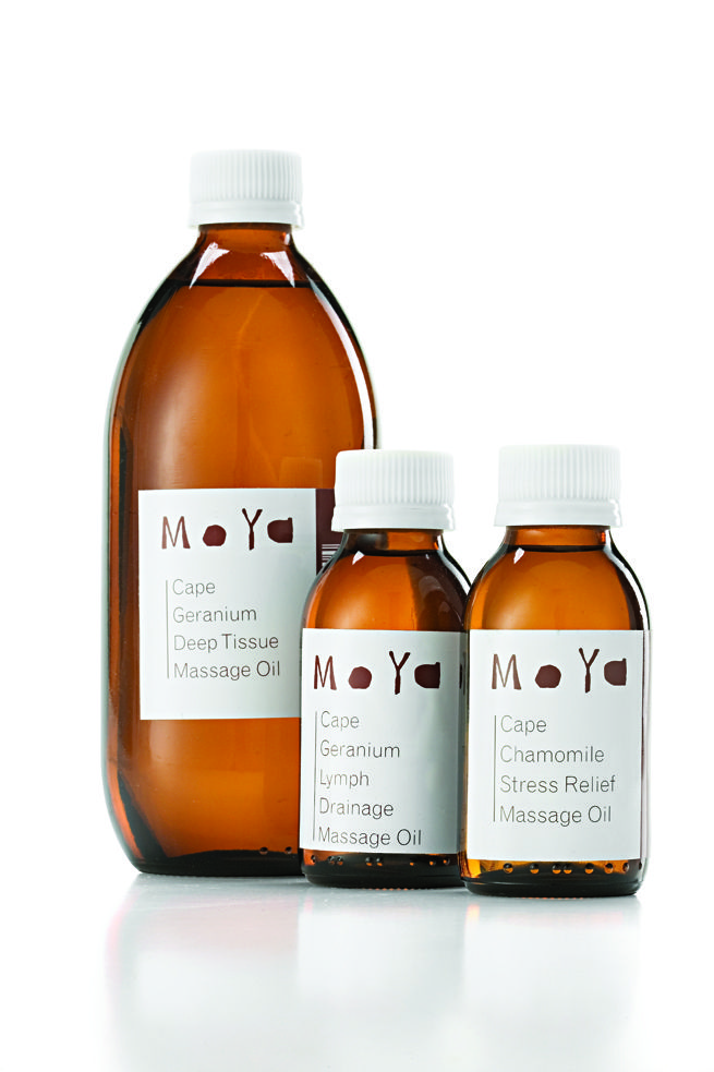 massage oils - (021) 683 7593