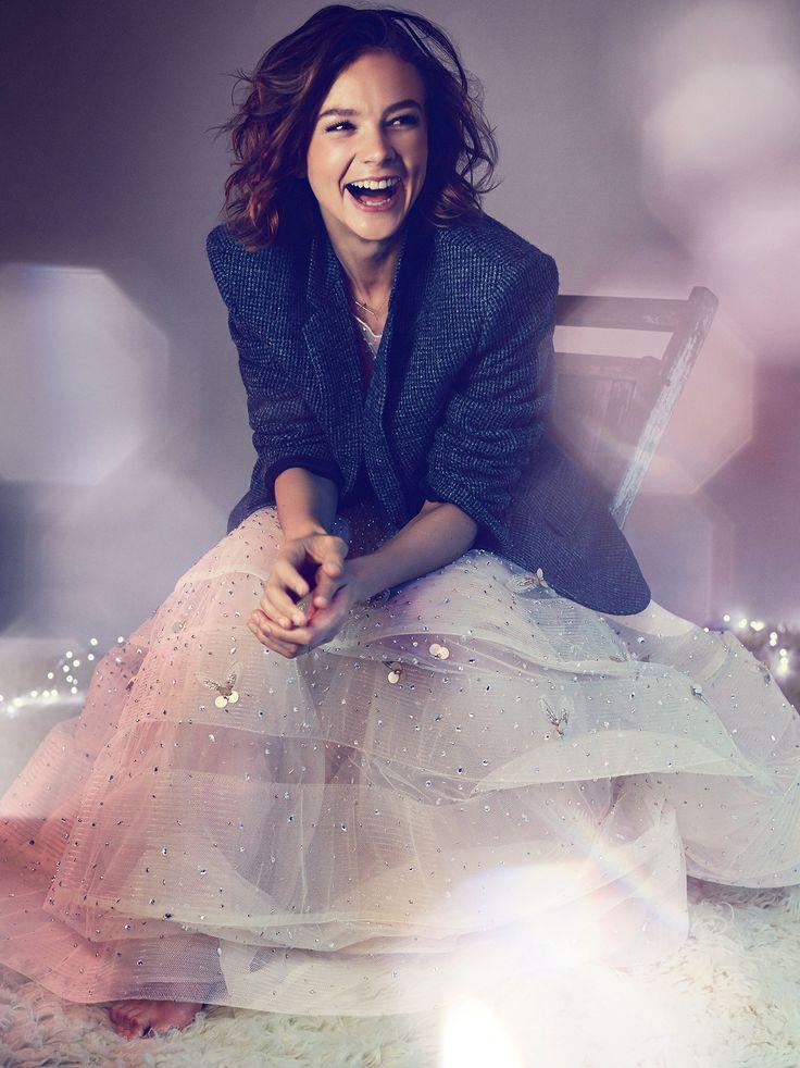Кэри Маллиган — Harper's Bazaar UK 2014