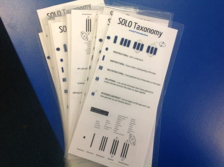 Solo bookmarks