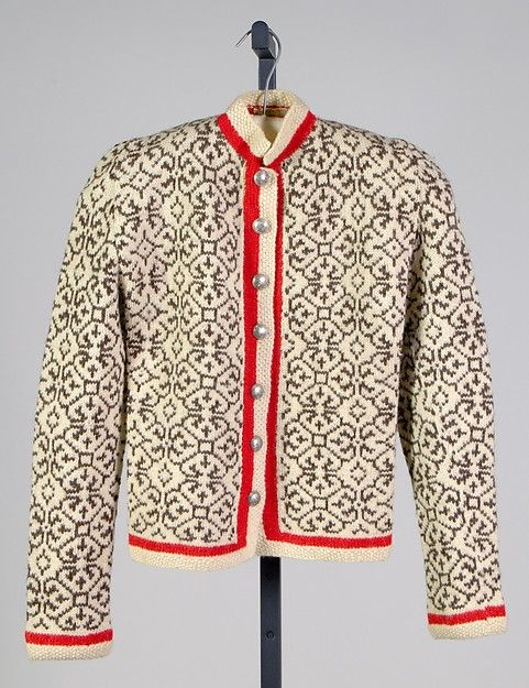 House of Schiaparelli | Sweater | French | The Met