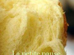 Brioche moelleuse à la machine à pain