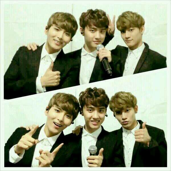 Ryeowook#D.O&Chen EXO#