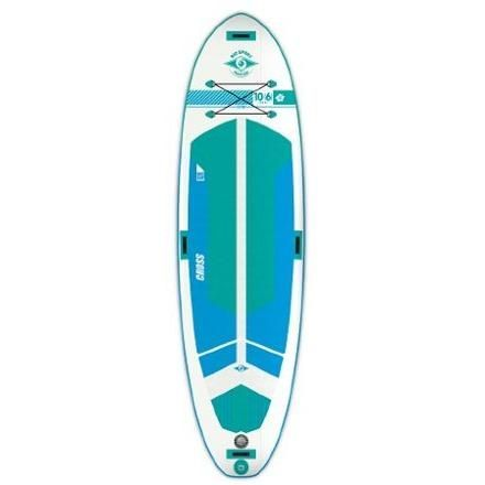 BIC Sport Air Fit Inflateable Stand Up Paddle Board - 10' 6""