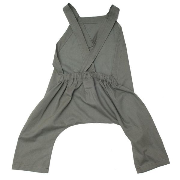 Perfect Days: kids sarge overall - back / CozyKidz.net