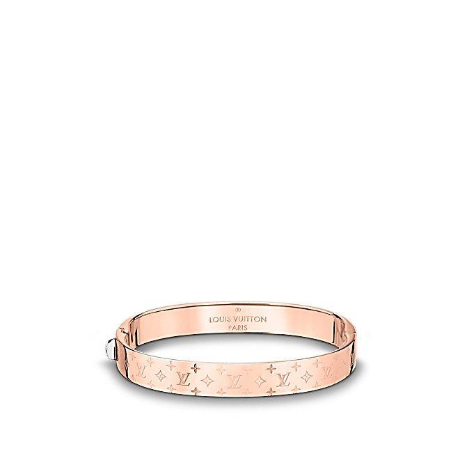 Nanogram Cuff En 2019 Jewerly Louis Vuitton Jewelry Y