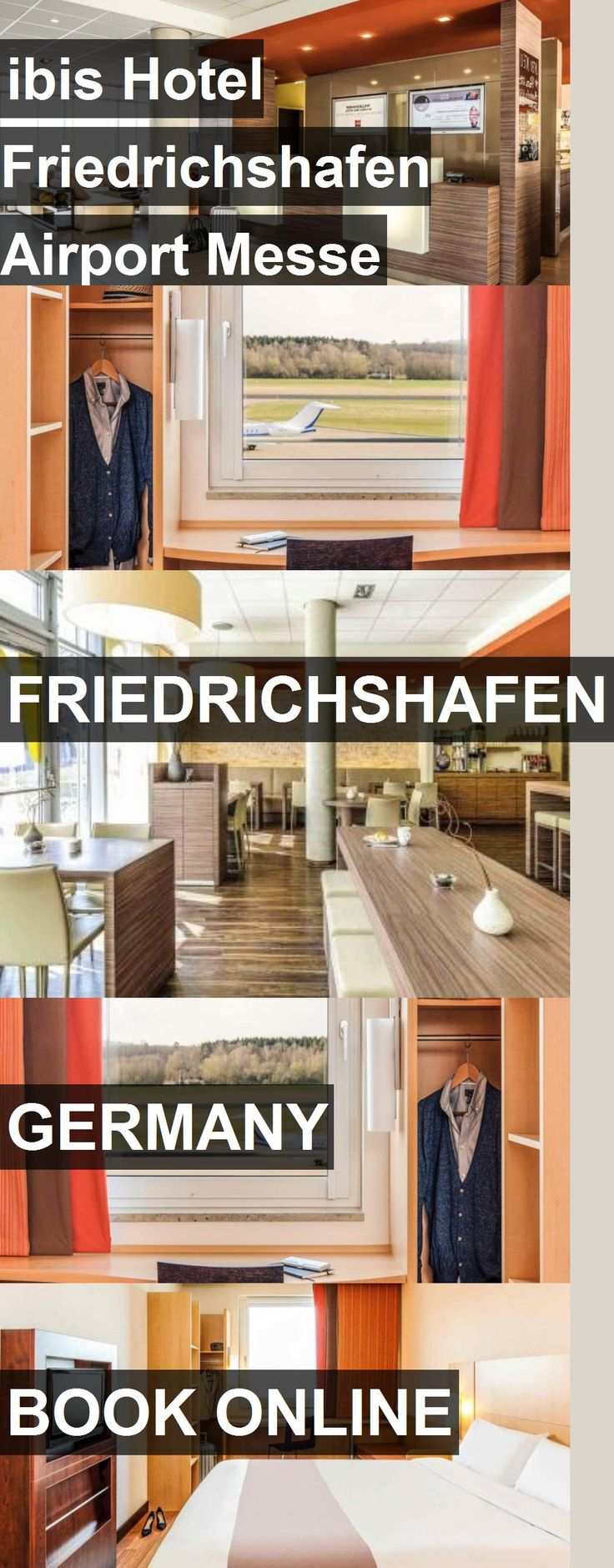 ibis Hotel Friedrichshafen Airport Messe in Friedrichshafen, Germany. For more information, photos, reviews and best prices please follow the link. #Germany #Friedrichshafen #travel #vacation #hotel