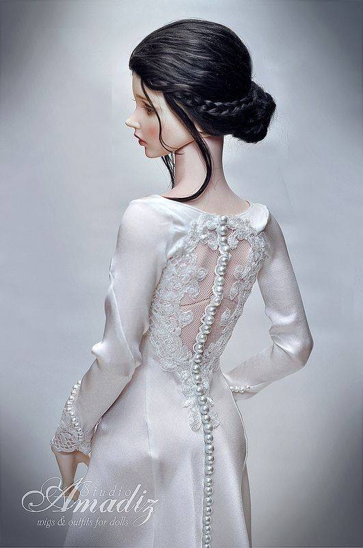 Bella Swan wedding dress | OOAK/Collectors Fashion Dolls ...