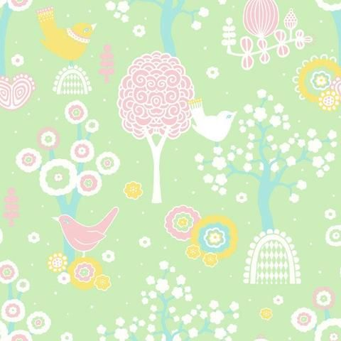 Removable Wallpaper for Kids Rooms | Strippable Wallpaper for Childrens Rooms – JUST KIDS WALLPAPER™