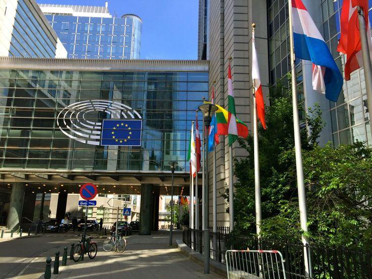 European Parliament : Brussels, Belgium