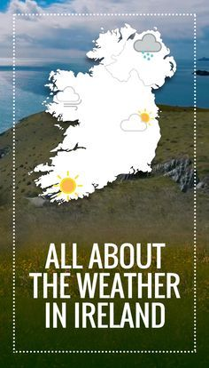 """Grand weather we're having!"" ""It's a fine day."" ""There's a nip in the air alright…"" These all pass for greetings in Ireland, where talking about the weather is one of our favorite pastimes! There's a lot to be said for it: temperate year-round, our summers are warm and our winters mild. But Mother Nature keeps us guessing, and it's not unusual to welcome an unexpected cold snap in the spring, or strip off your sweater on a sunny winter's day! Our advice? Pack a lot of layers – and an…"
