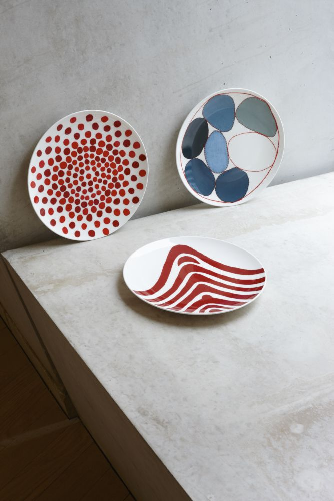 Tate Edit - art and objects chosen by Tate for our new homeware store. Opens Autumn 2016. Louise Borgeois plates.