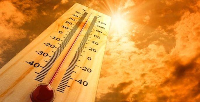 Meteo settimana 31 luglio-6 agosto   Ecco Lucifero e le temperature saliranno fino a 47° !