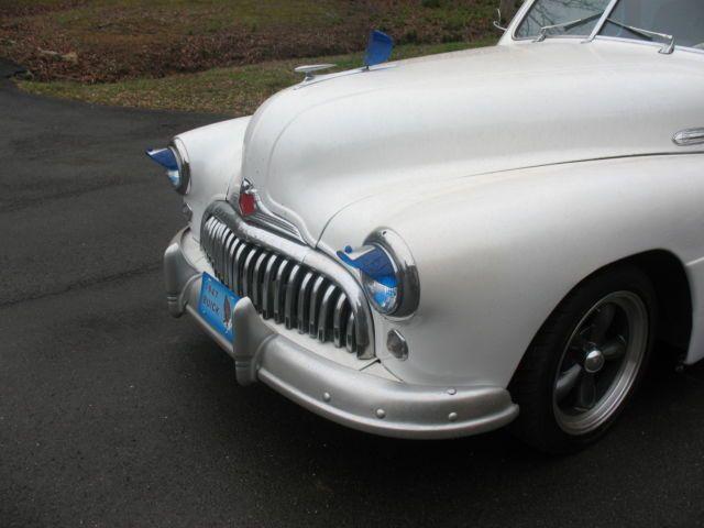 1947 Buick 2-Door Sedanette Street Rod for sale: photos, technical specifications, description