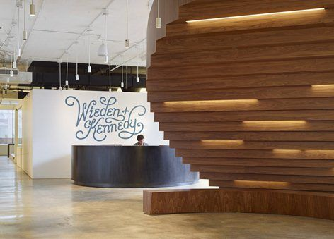 Wieden + Kennedy Offices