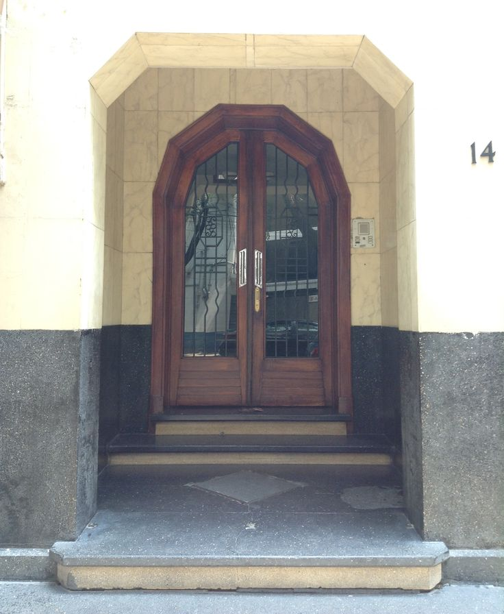 Puerta #147 Col.Condesa
