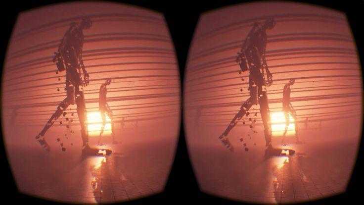 Surge Oculus Rift DK2 VR Music Video