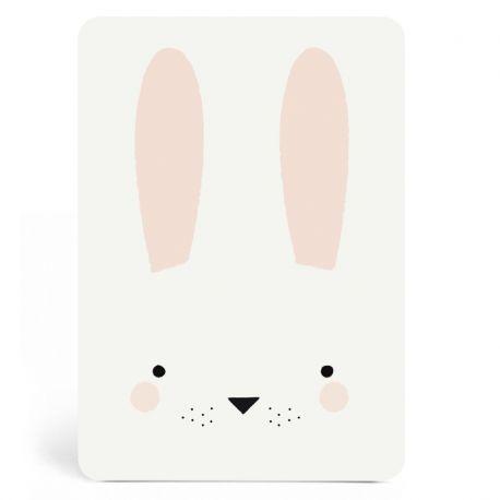 Découvrez cette magnifique Carte Bunny Boy Zü. Une création exclusive...