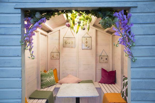 Selfridges' Forest rooftop restaurant reopens with spring theme - Retail Focus - Retail Blog For Interior Design and Visual Merchandising