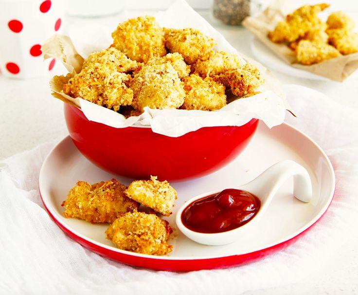 Kids Healthy Chicken Nuggets