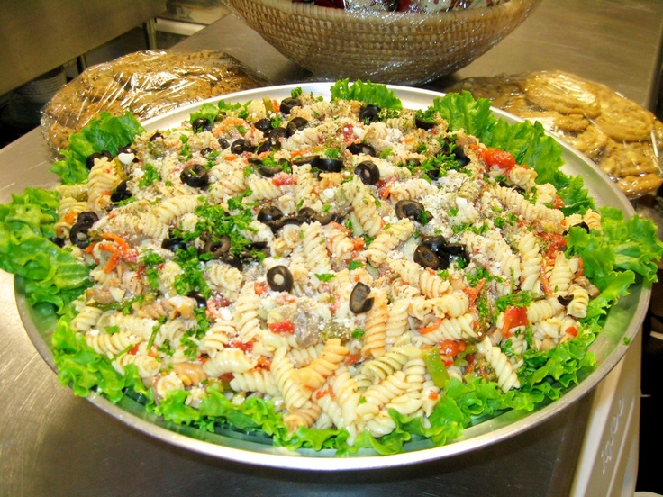 Pasta Salad, youre on a diet ladies?? Lets try this healthy dish simple and Salmon Pasta Salad and Italian Pasta Salad. Spiral pasta with a mild flavor with a dense filling, giving a nice fresh chewy texture and make full.