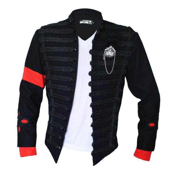 michael jackson jacket  | MJ michael jackson Black Jacket / formal dress pesident reception in ...