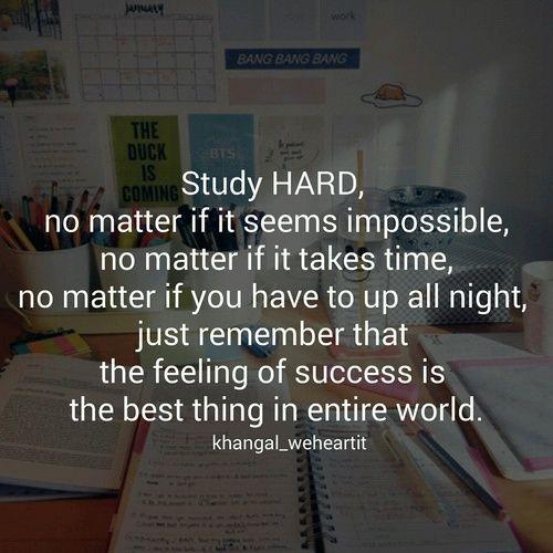Inspirational Day Quotes: 25+ Best Ideas About Exam Motivation On Pinterest