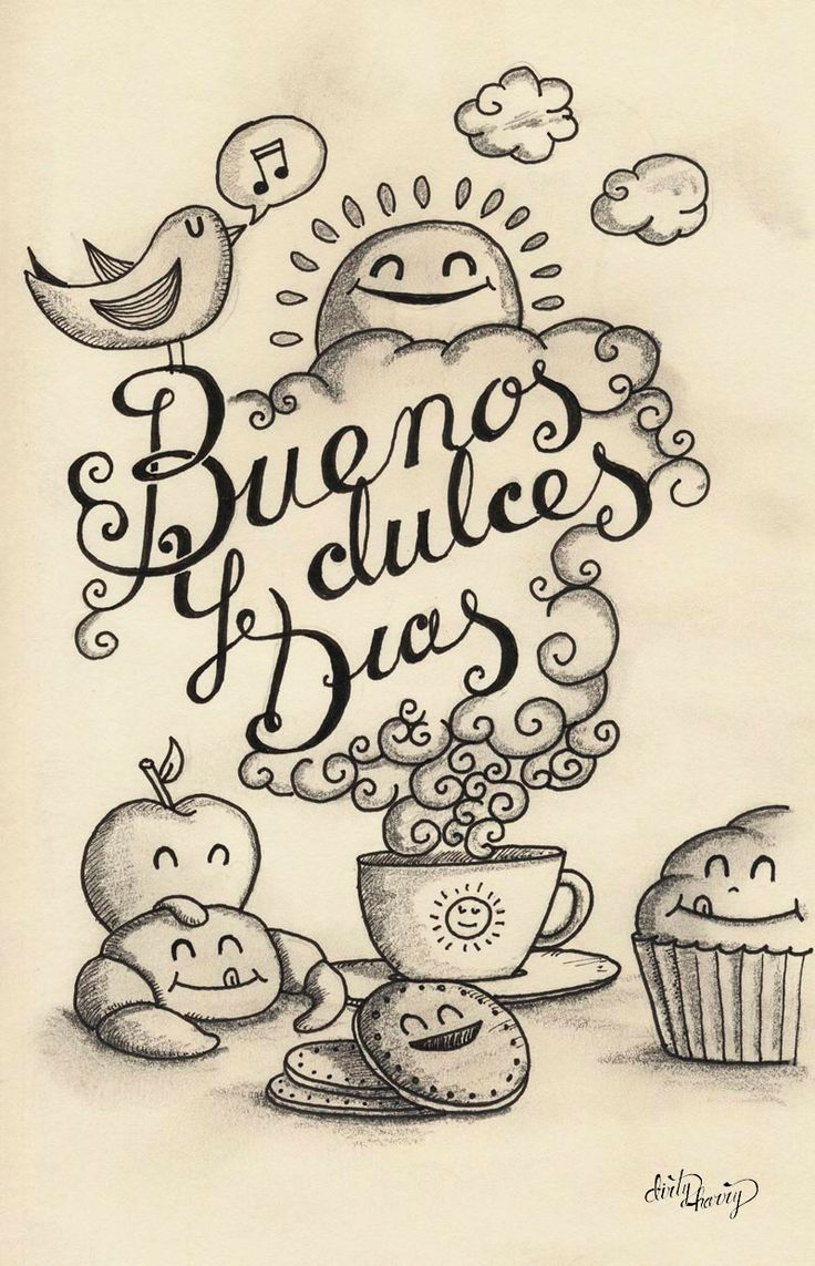 Buenos y dulces días -www.dirtyharry.es