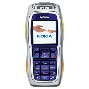 Nokia 3220 - Red (Unlocked) Mobile Phone