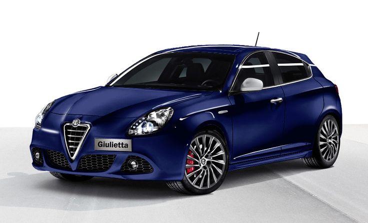 Alfa Romeo Giulietta | Alfa Romeo Blue | Pinterest | Ibm, Volkswagen and Chevy