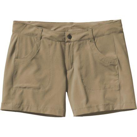 Patagonia Happy Hike Shorts - Women's $49