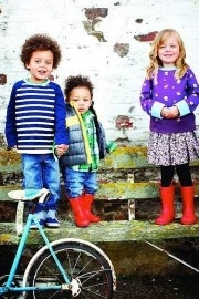 Scallywags London child model agency for Babies, children, teenagers modelling