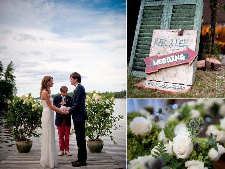 Tupper Lake (real Wedding)
