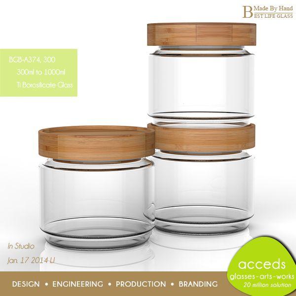 Whole Borosilicate Gl Storage Jar Herb Jars Recycled Product On Alibaba