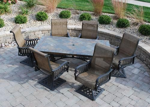 Backyard Creations™ is a stylish and durable brand of patio furniture that is only available at Menards®. Backyard Creations™ offers a variety of outdoor products in many contemporary styles. Give your outdoor space a complete look with our patio furniture collections.