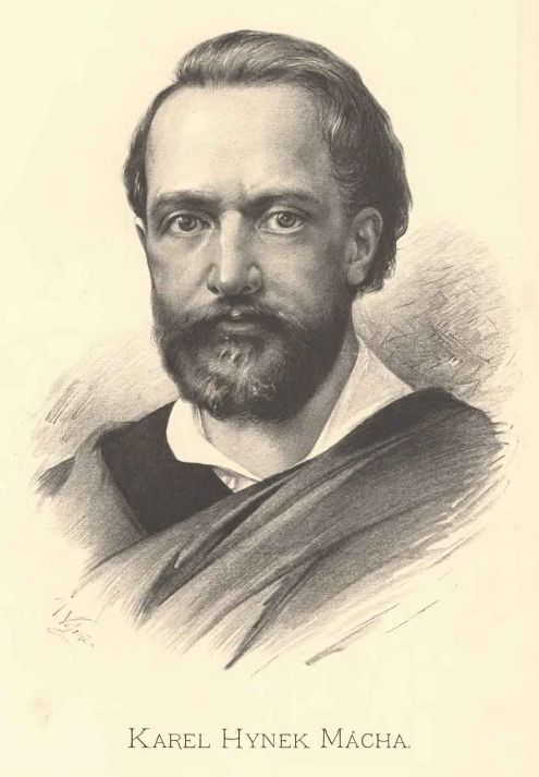 "Karel Hynek Mácha (1810) - rommantic poet. His poem ""Máj"" is regarded as the classic work of Czech Romanticism and one of the best Czech poems ever written.  #Czechia"