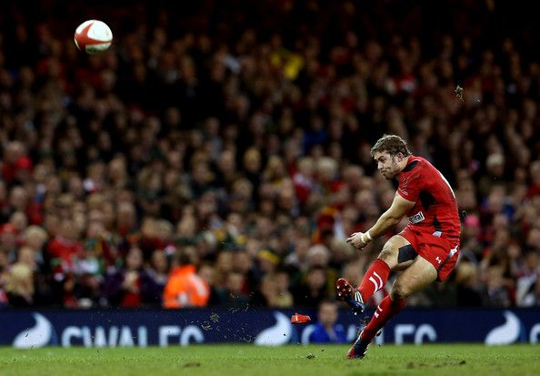 Leigh Halfpenny - Wales v South Africa - International Match