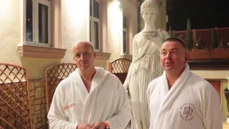 Satama Sauna Party w Termach Rzymskich #sauna #aufguss #poland #czeladz