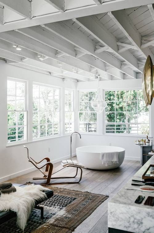 See more images from interior envy: 23 beautiful bathrooms that are NOT tiny on…