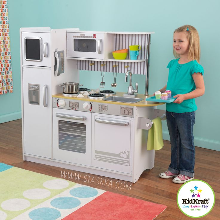 Kidkraft Kitchen White 17 best otroške kuhinje kidkraft images on pinterest | play