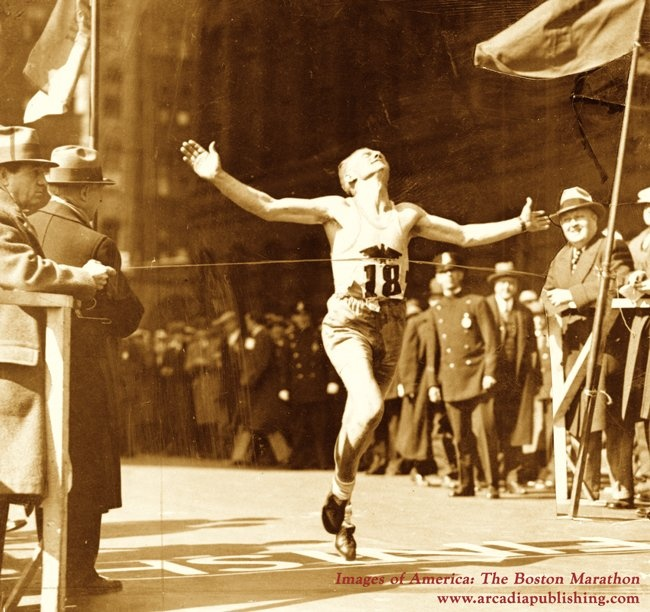 Image result for the first boston marathon