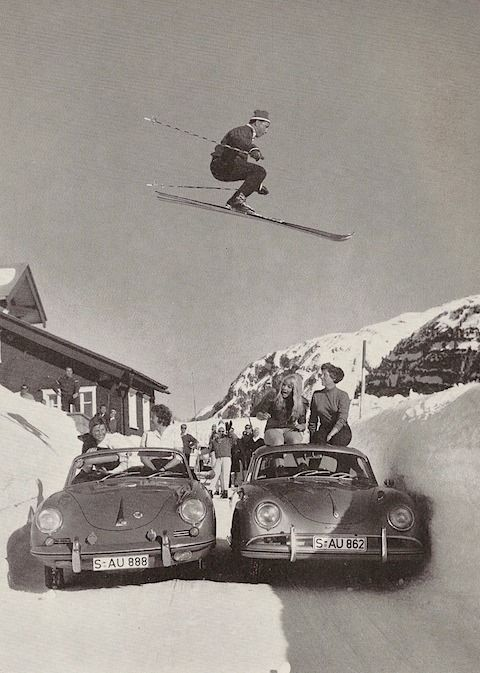 Affiche ski