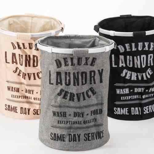 cesto bolsa canasta contenedor laundry ropa sucia organizad