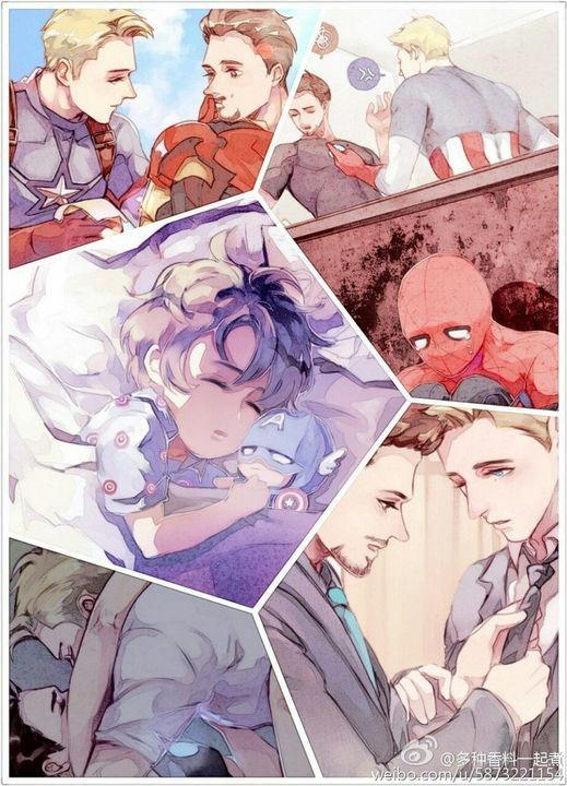 All Couple Avengers - Papa&Daddy‼️‼️‼️3 | super family