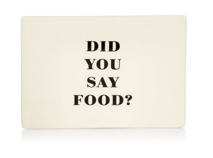 "Wie war das gerade? ""Did you say Food?"" #Deko #Bloomingville #Impressionenversand"