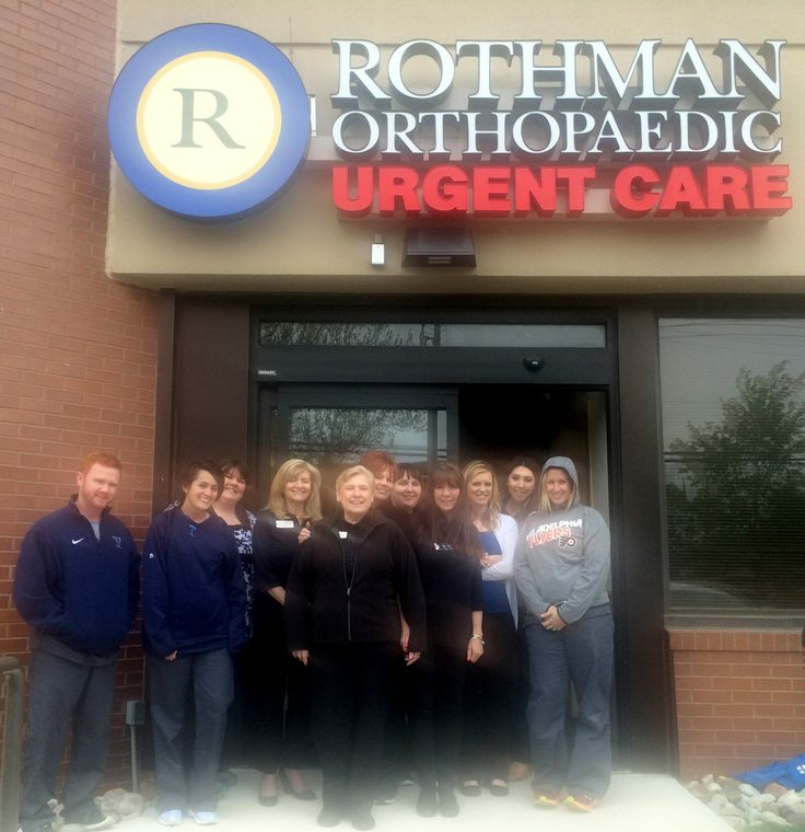 More than 275 Rothman Institute employees participated in