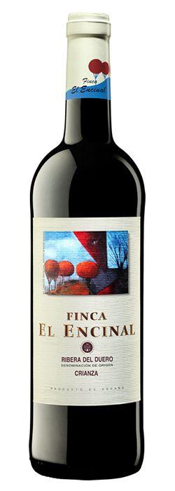 Finca El Encinal crianza 2010, mejor vino de la Ribera del Duero http://www.vinetur.com/2013093013473/finca-el-encinal-crianza-2010-mejor-vino-de-la-ribera-del-duero.html
